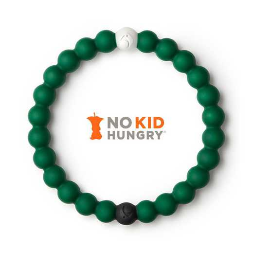 LLTD-2019NKH-M: Lokai - No Kid Hungry Bracelet - Medium