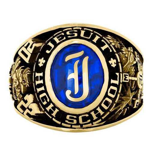 Jesuit High School Men's I11 Identity Landmark Class Ring