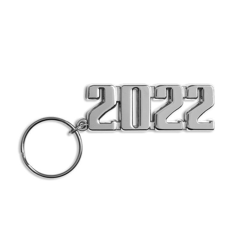 2022 Silverstone Keyring