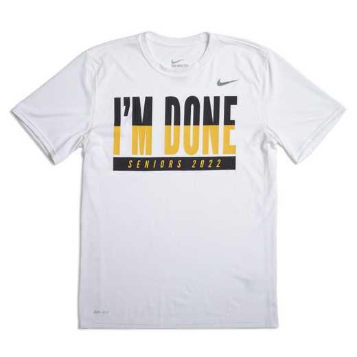 Men's Class of 2022 Nike I'm Done T-Shirt