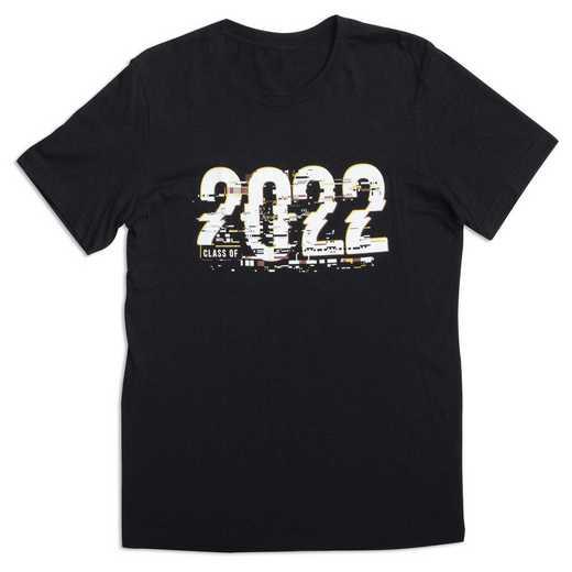 Class of 2022 Glitch T-Shirt