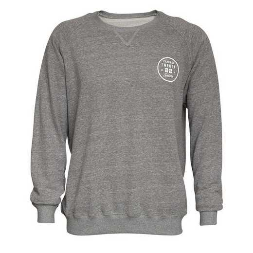 Men's Class of 2022 French Terry Snow Pullover