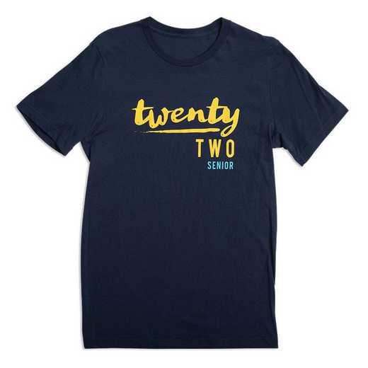 Class of 2022 Script T-Shirt