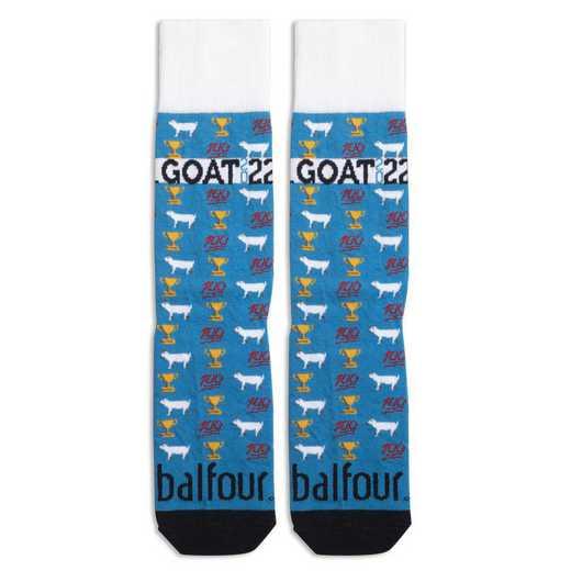 K022780: Freaker Socks - GOAT 22
