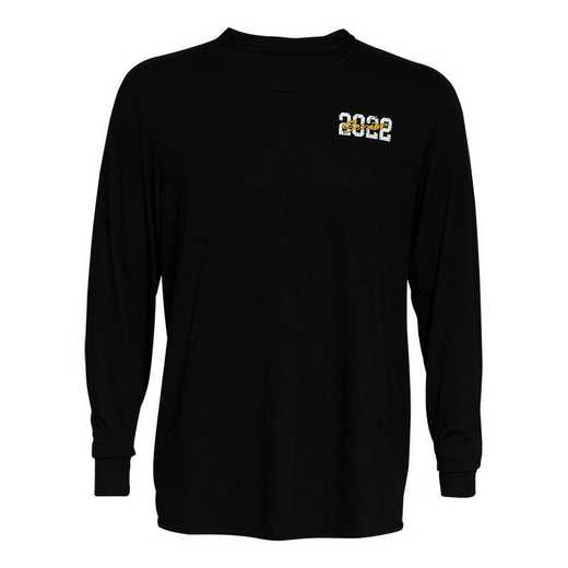 Men's Class of 2022 Long Sleeve T-Shirt