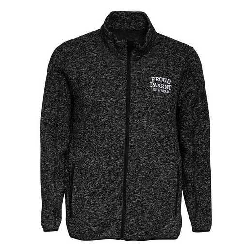 Parent's Full-Zip Fleece Sweater Jacket