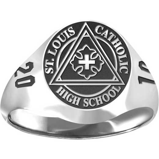 St. Louis Catholic High School Large Signet Ring