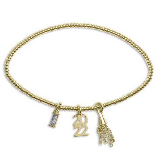 K022778: Kendra Scott 2022 Stretch Charm Bracelet