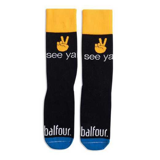 K022135_2022: Freaker Socks – See Ya 2022