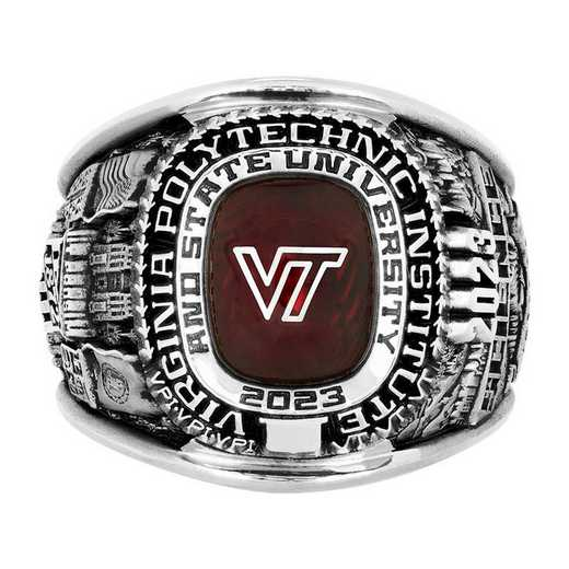 Virginia Tech Class Of 2023 Small Peddrew Stadium Top