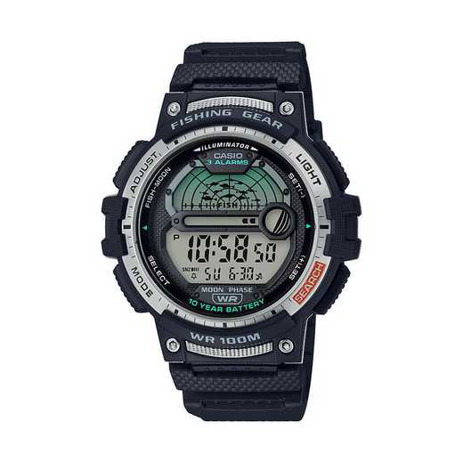W-800H-1AVCF: Casio Watches - Men's Classic Sport Watch - Black