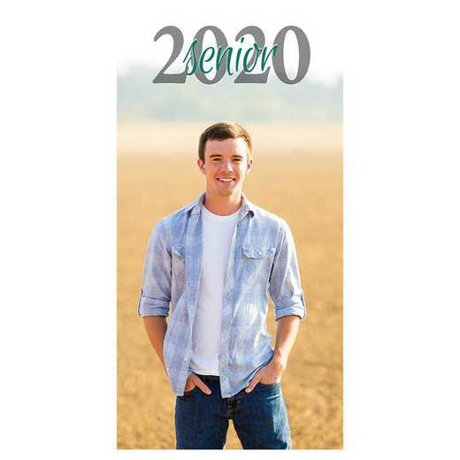 Bright Horizons 4 x 8 Graduation Photo Announcement