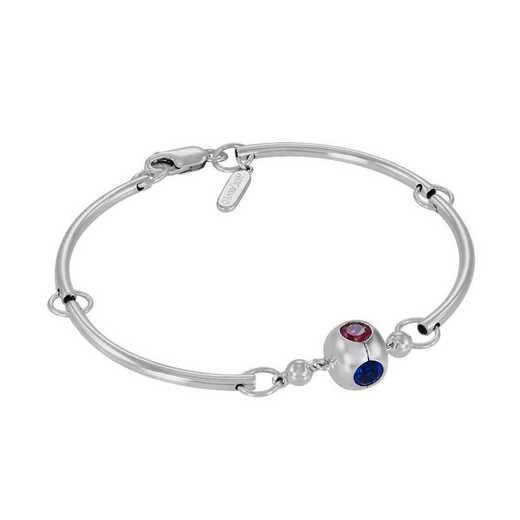 Women's Round Tube Bracelet by Kleo