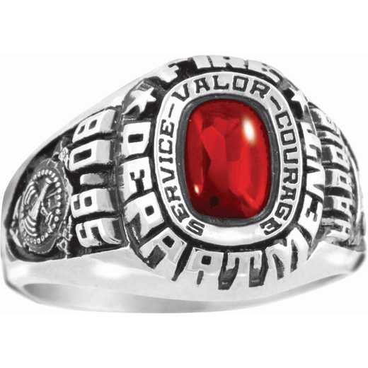 Ladies' Patriot Service Military Ring