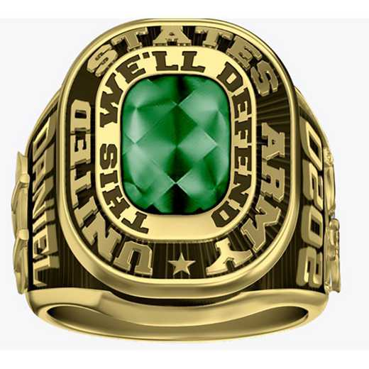 Men's Army Service Ring - Patriot