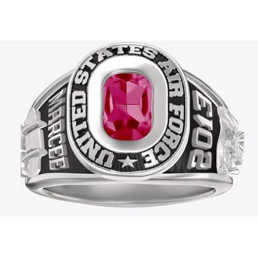 Women's Air Force Dual Rail Service Ring