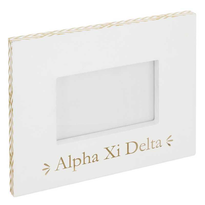 AA3019AZD: Alex Co BLOCK FRAME ALPHA XI DELTA
