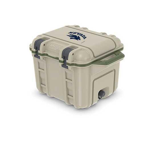 COO-25Q-RL-VEN-UNR-D101: BL OB VENTURE 25 QT COOLER Nevada Wolf Pack