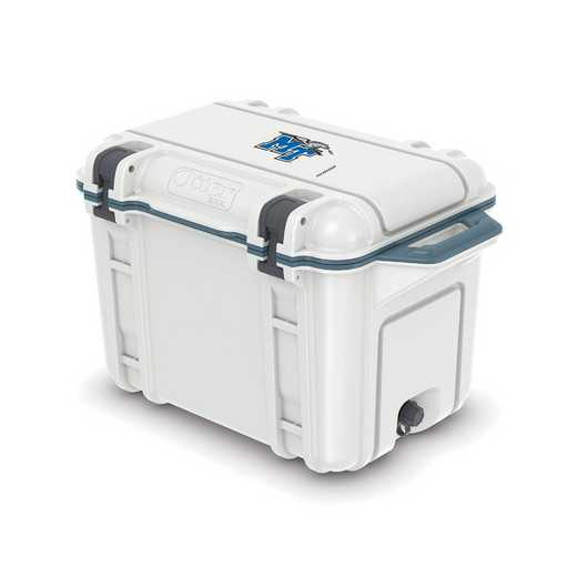 COO-45Q-HUD-VEN-MTN-D101: BL OB VENTURE 45 QT COOLER Middle Tennessee State Blue Raiders