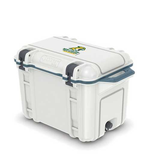 COO-45Q-HUD-VEN-NOMU-D101: BL OB VENTURE 45 QT COOLER Northern Michigan University Wildcats