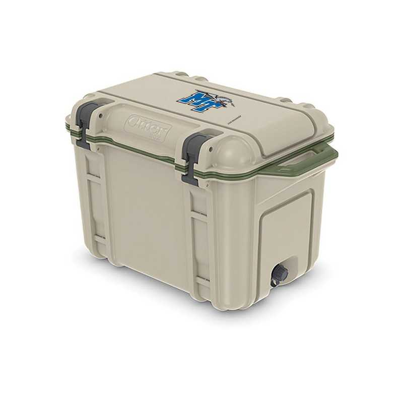 COO-45Q-RL-VEN-MTN-D101: BL OB VENTURE 45 QT COOLER, Middle Tennessee State Blue Raiders