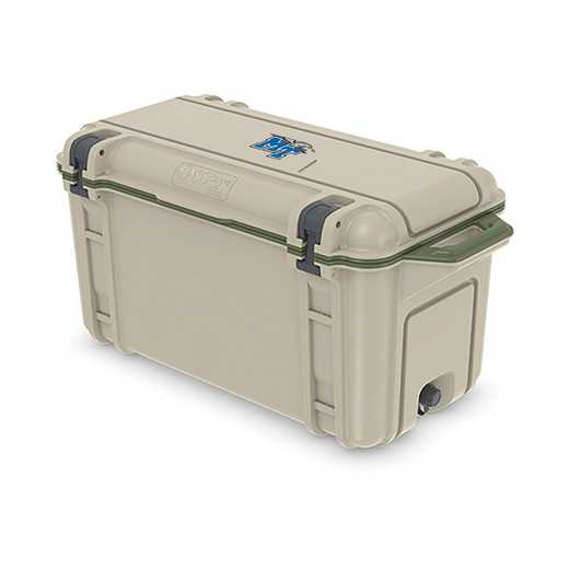 COO-65Q-RL-VEN-MTN-D101: BL OB VENTURE 65 QT COOLER Middle Tennessee St Blue Raiders