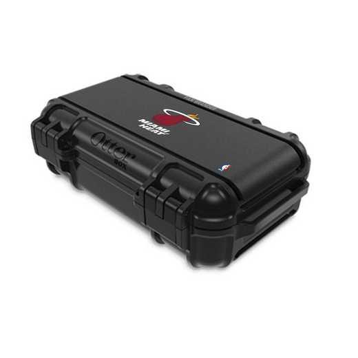 DRY-325-BK-VEN-MHT-D101: BL Miami Heat Otterbox Drybox OTTER