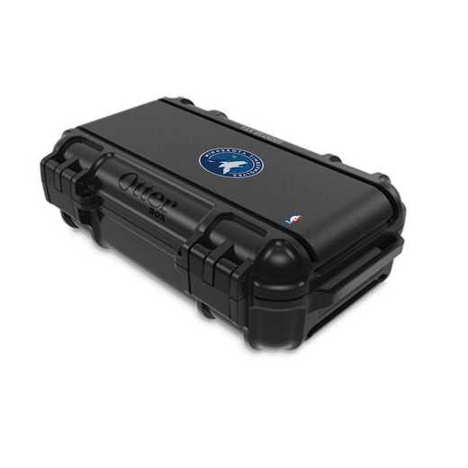 DRY-325-BK-VEN-MNT-D101: BL Minnesota Timberwolves Otterbox Drybox OTTER