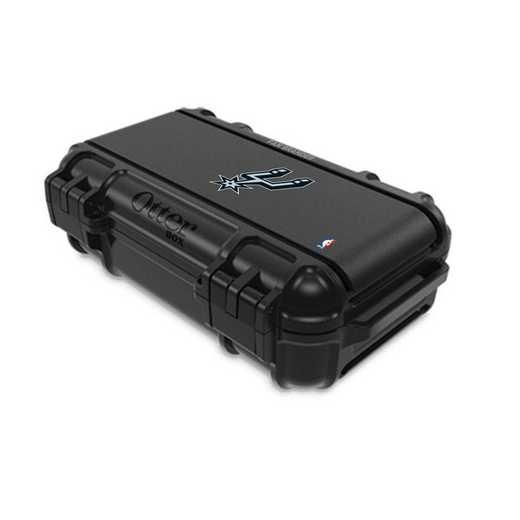 DRY-325-BK-VEN-SAS-D101: BL San Antonio Spurs Otterbox Drybox OTTER