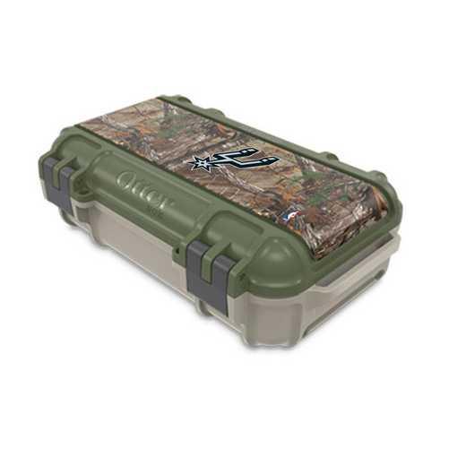 DRY-325-RT-VEN-SAS-D101: BL San Antonio Spurs Otterbox Drybox OTTER