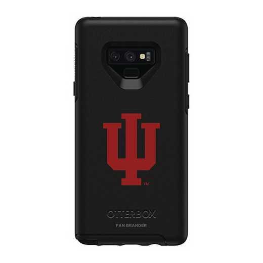 GAL-N9-BK-SYM-IU-D101: FB OB NOTE 9 BLK Indiana