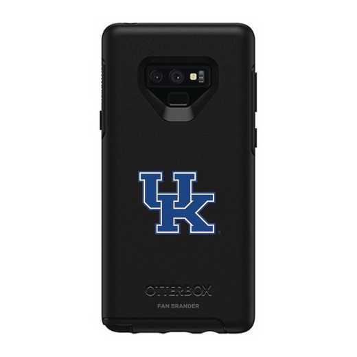 GAL-N9-BK-SYM-KY-D101: FB OB NOTE 9 BLK Kentucky