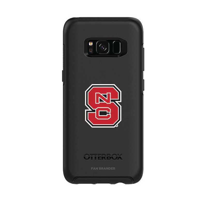 GAL-N9-BK-SYM-NCS-D101: FB OB NOTE 9 BLK North Carolina State