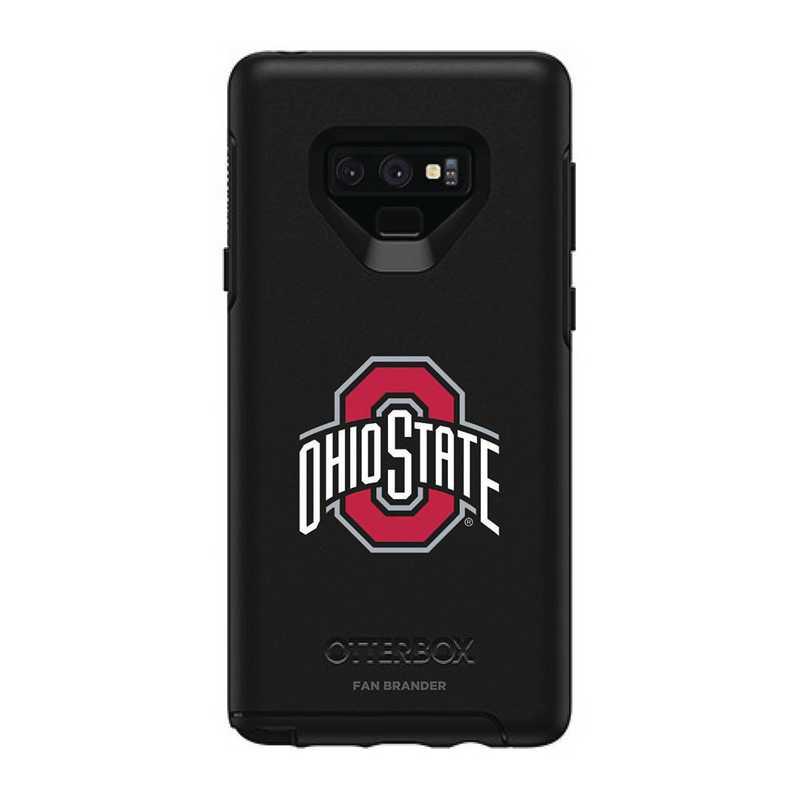 GAL-N9-BK-SYM-OHS-D101: FB OB NOTE 9 BLK Ohio State