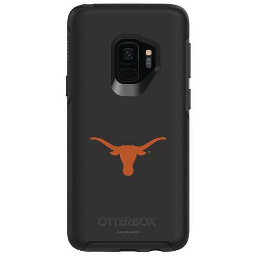 GAL-N9-BK-SYM-TEX-D101: FB OB NOTE 9 BLK Texas