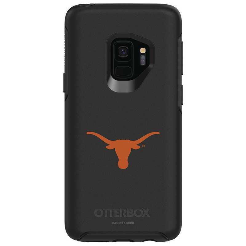 GAL-N9-BK-SYM-TEX-D101: FB OB NOTE 9 BLK Texas