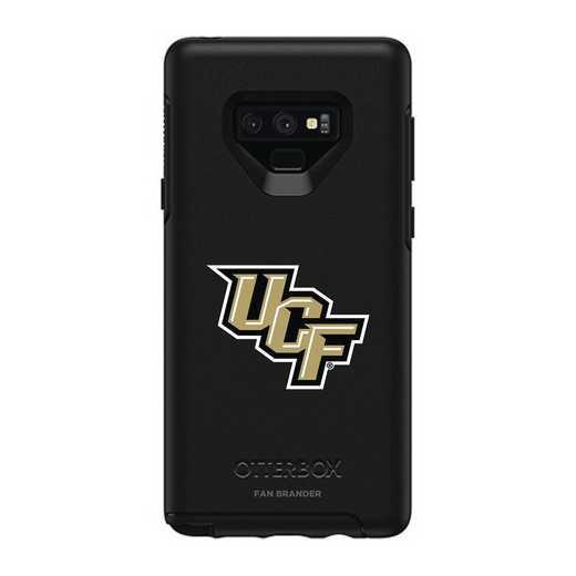 GAL-N9-BK-SYM-UCF-D101: FB OB NOTE 9 BLK Central Florida