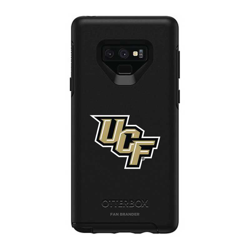 GAL-N9-BK-SYM-UCF-D101: FB OB NOTE 9 BLK Central Florida