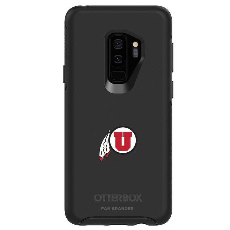 GAL-N9-BK-SYM-UT-D101: FB OB NOTE 9 BLK Utah