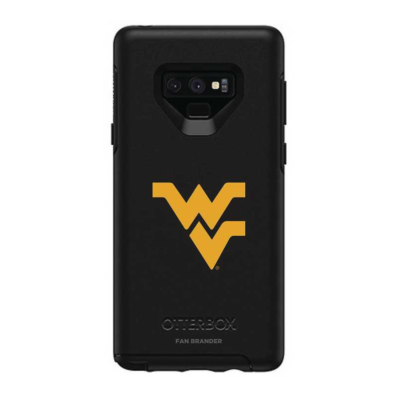 GAL-N9-BK-SYM-WV-D101: FB OB NOTE 9 BLK West Virginia