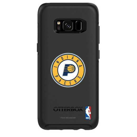 GAL-S8-BK-SYM-IPCR-D101: BL Indiana Pacers OtterBox GALAXY S8 Symmetry