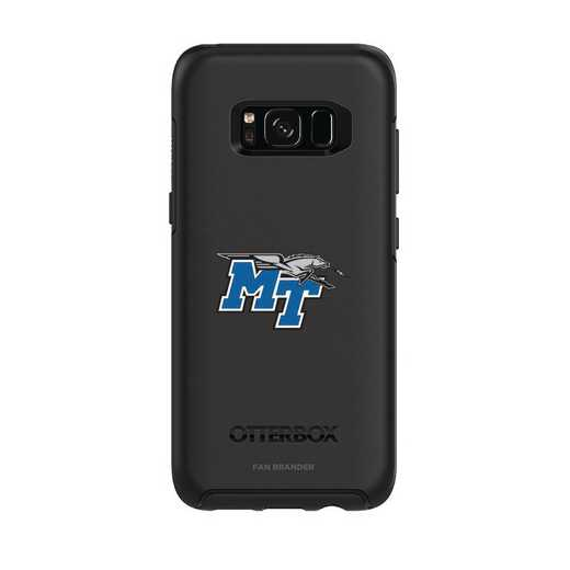 GAL-S8-BK-SYM-MTN-D101: FB OB S8 BLK Middle Tennessee State