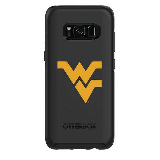 GAL-S8-BK-SYM-WV-D101: FB OB S8 BLK West Virginia