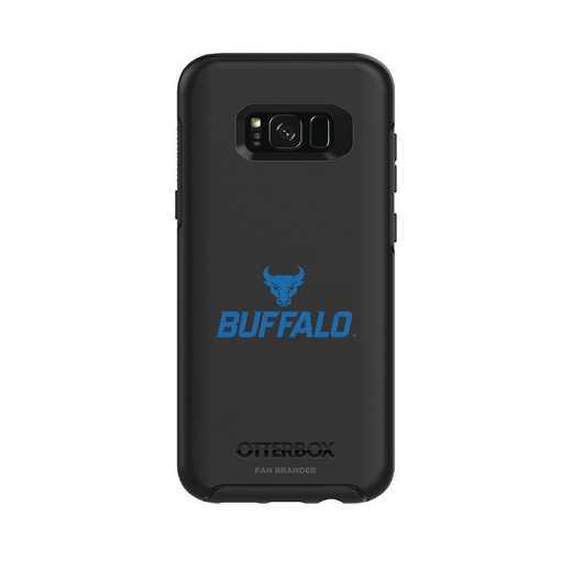 GAL-S8P-BK-SYM-BUFB-D101: FB OB S8+ BLK Buffalo