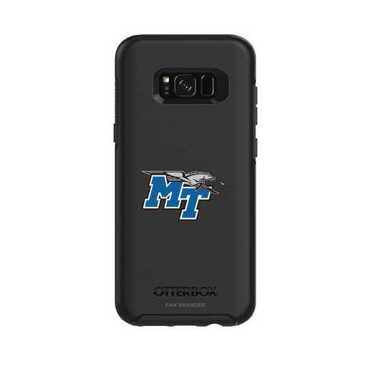 GAL-S8P-BK-SYM-MTN-D101: FB OB S8+ BLK Middle Tennessee State