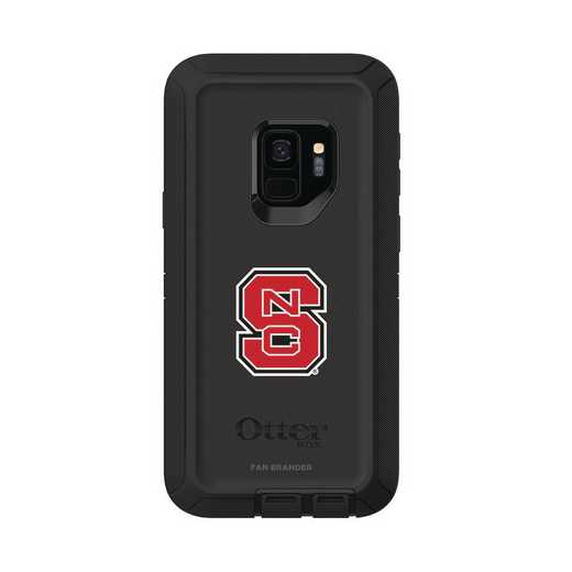 GAL-S9-BK-DEF-NCS-D101: FB OB S9 BLK North Carolina State