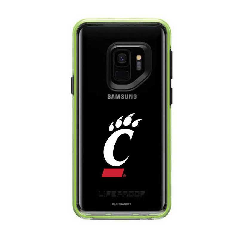 GAL-S9-NF-SLA-CIN-D101: FB Cincinnati Bearcats Lifeproof Galaxy S9 SLAM