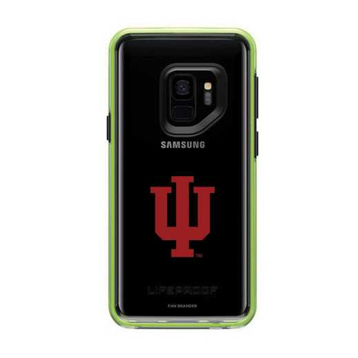 GAL-S9-NF-SLA-IU-D101: FB Indiana Hoosiers Lifeproof Galaxy S9 SLAM