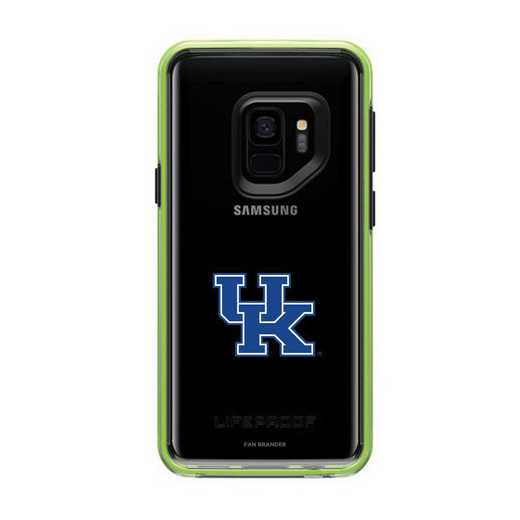 GAL-S9-NF-SLA-KY-D101: FB Kentucky Wildcats Lifeproof Galaxy S9 SLAM