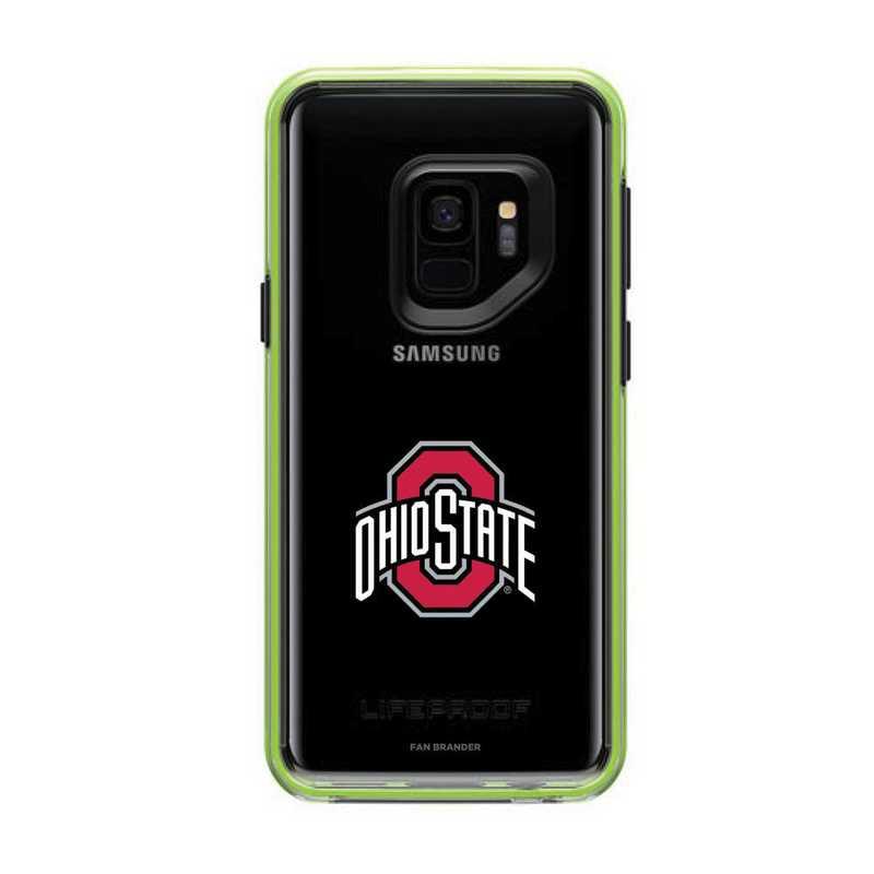 GAL-S9-NF-SLA-OHS-D101: FB Ohio State Buckeyes Lifeproof Galaxy S9 SLAM